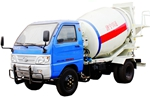 2方小型混凝土搅拌车价格 小型混凝土搅拌车图片(图文)